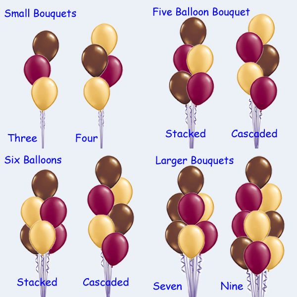 balloon bouquets - Bing Images