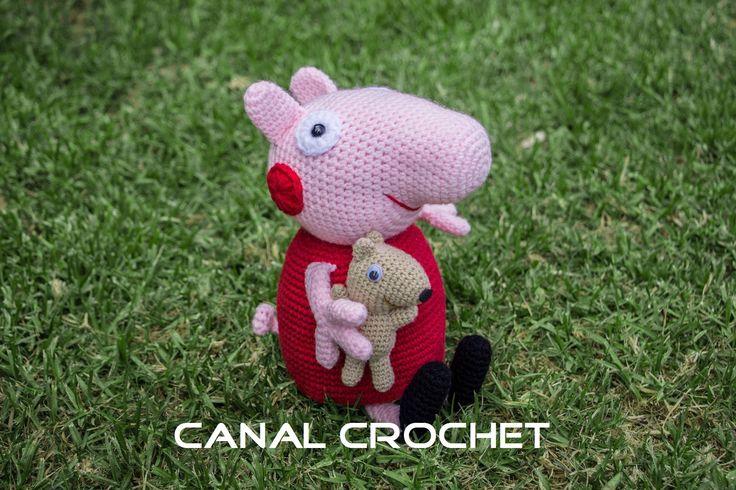 Osito Amigurumi Tutorial Canal Crochet : 361 mejores ideas sobre AMIGURUMIS Y+AMIGURUMIS en ...