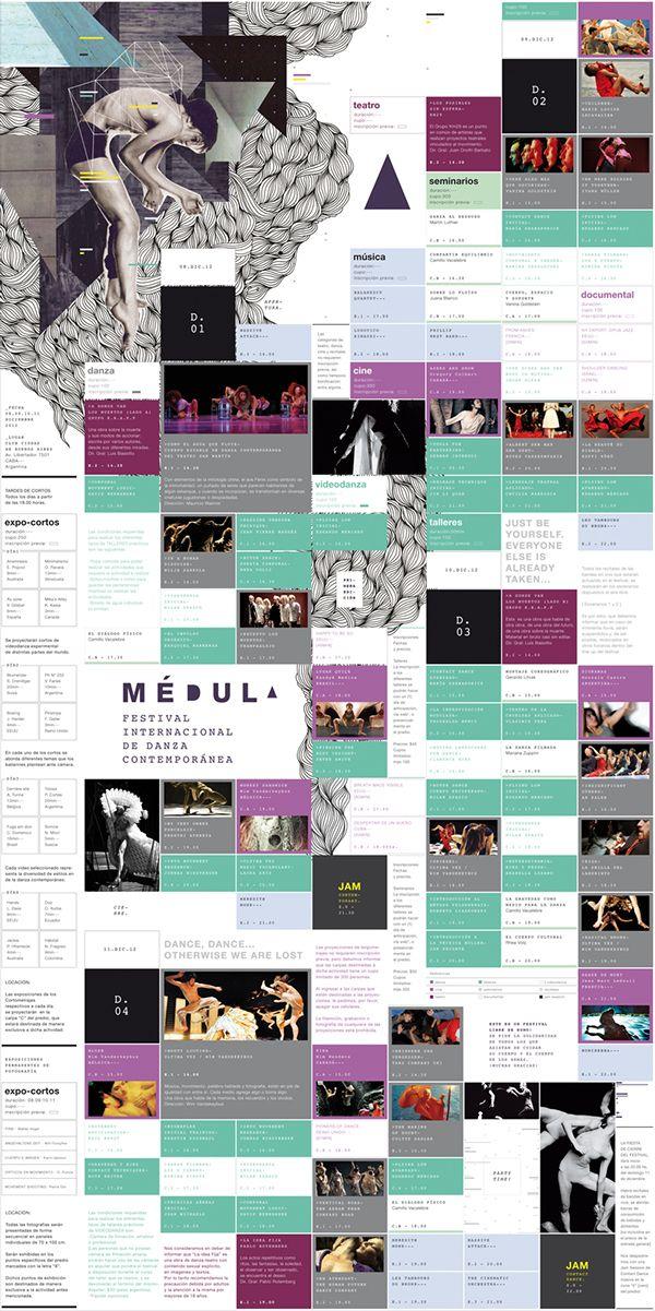 Médula - Festival Internacional de Danza Contemporánea