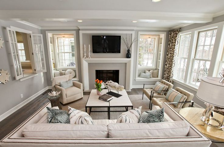 cottage style furniture living room with window seat   images of window seats by fireplace   ... room with window ...