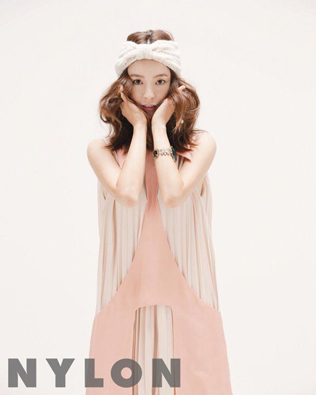 Jung Yumi Nylon Korea Magazine September 2012