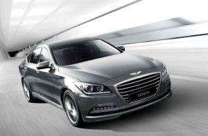 2016 Hyundai Genesis Sedan Changes