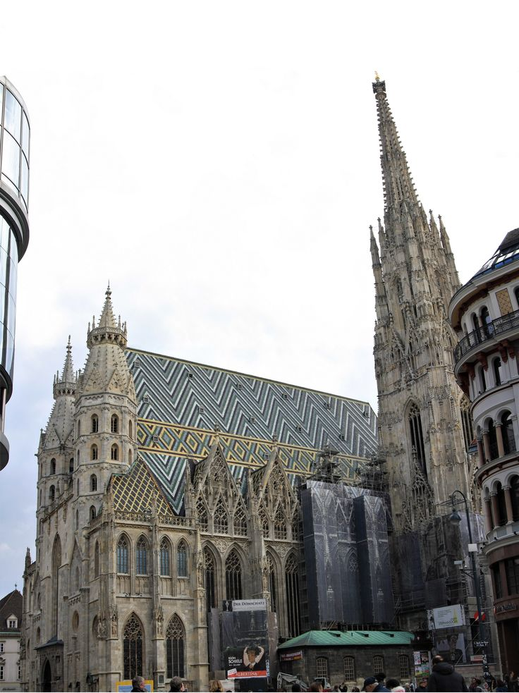 What to visit in Vienna? St. Stephen's Cathedral - Stephansdom!