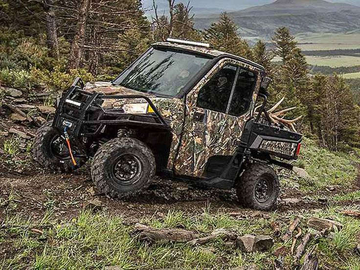 New 2016 Polaris RANGER XP 570 Polaris Pursuit Camo ATVs For Sale in North Carolina. 2016 Polaris RANGER XP 570 Polaris Pursuit Camo, 2016 Polaris® RANGER XP® 570 Polaris Pursuit® Camo Features may include: Hardest Working Features The ProStar® Engine Advantage The RANGER 570 ProStar® engine is purpose built, tuned and designed alongside the vehicle resulting in an optimal balance of smooth, reliable power. The ProStar® 570 engine was developed with the ultimate combination of high…