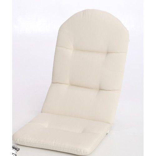 Found It At Wayfair   Phat Tommy Outdoor Sunbrella Adirondack Chair Cushion
