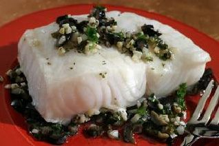 Food So Good Mall: Baked Chilean Sea Bass