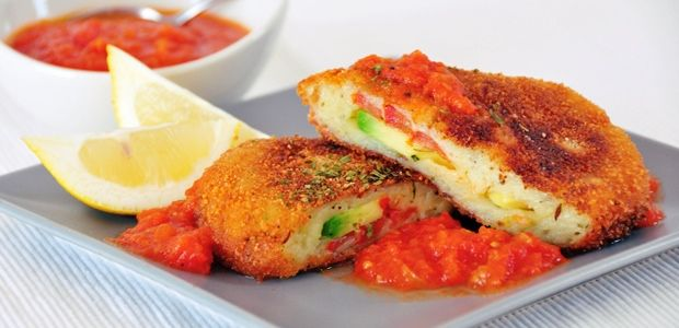 Veganer Sonntag – Kartoffel Cordon Bleu vegan & fructosearm