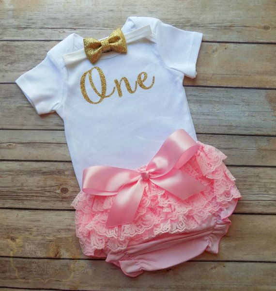 baby girl first birthday outfit girls first by QueenBeeBoutique127