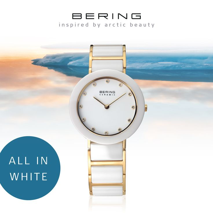 BERING; 11429-751; Womens watch; Ceramic Collection