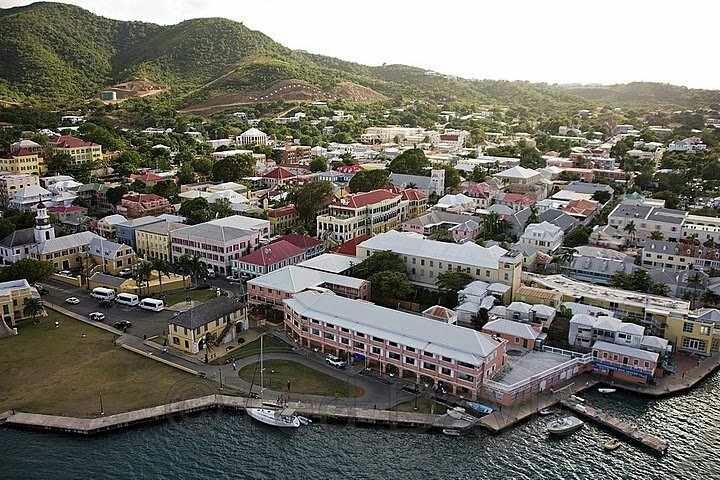 Christiansted St Croix, US Virgin