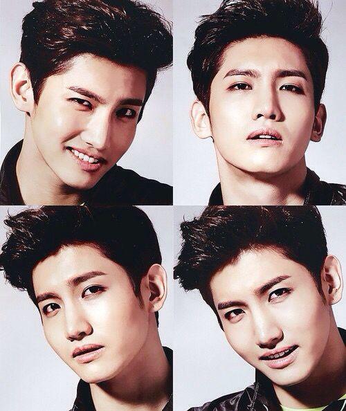 Changmin's like the Korean Elvis