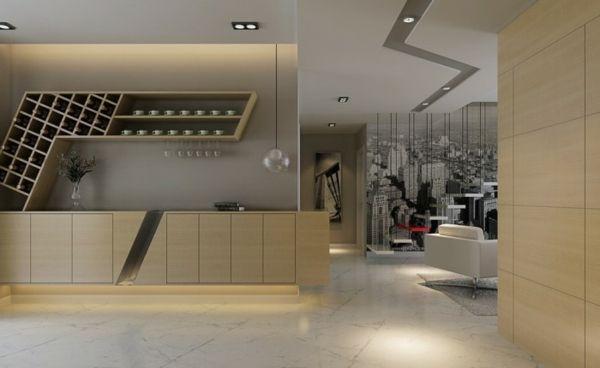 Modernes Küchen Design – Konzepte für offene Regalsysteme |  Minimalisti.com