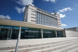 Vice-Chancellor's PhD Scholarships in Architecture, Design and the Built Environment at Nottingham Trent University in UK, 2014