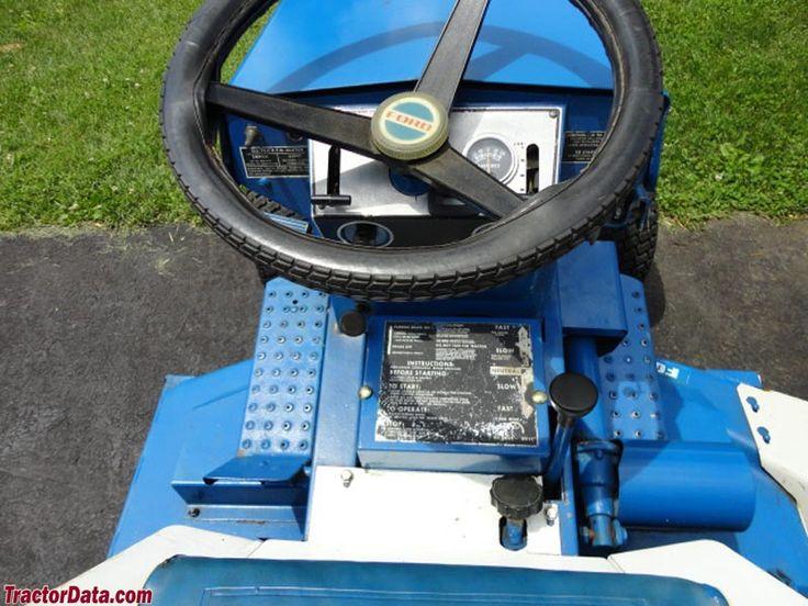 Ford Backhoe Controls : Best images about ga rod en tractor on pinterest