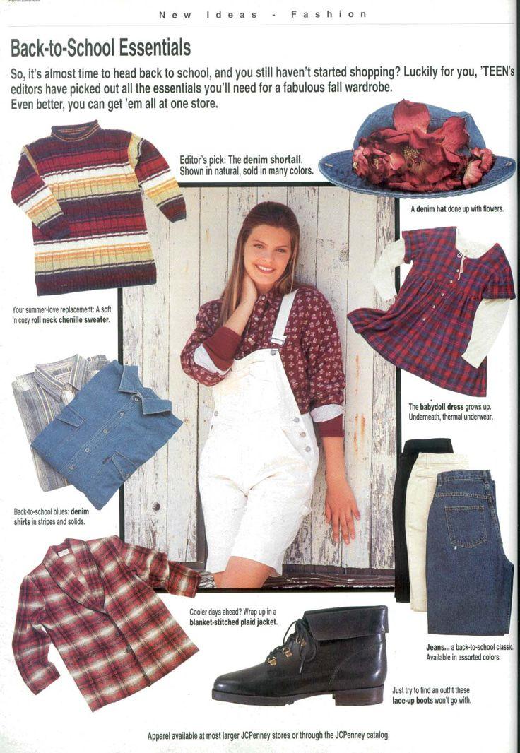 1994 09 fashion 1 teen magazine seventeen magazine