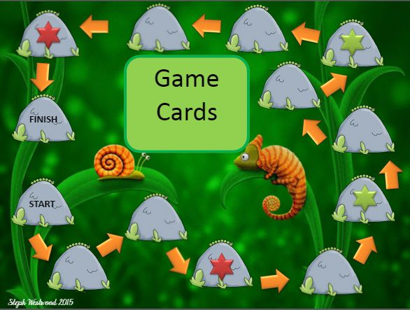 Game Boards - on Butterfly Wings ~ Maths