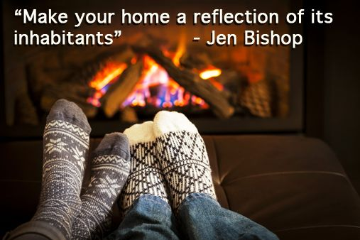 Does your home reflect who you are?