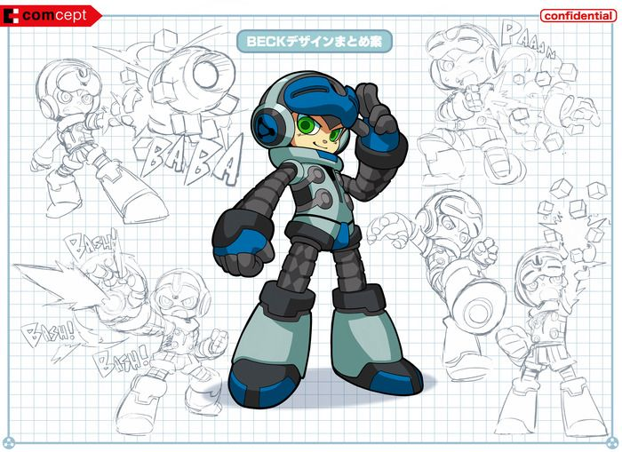 Mighty No. 9 gets Next-gen versions and more!