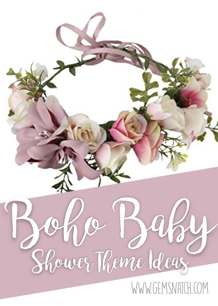 Dream Baby Girl Baby Shower Rustic Baby Shower Decorations Boho Baby Shower Baby Shower Table Decorations