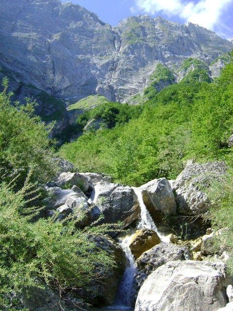 Mini natuur camping Rocca di Sotto in Italie, Abruzzen (onder umbrie en de marken) campings, rustiek, kleinschalig, kamperen, vakantie