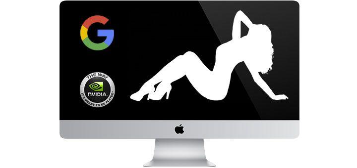 Discutii intre Apple, Google si nVidia in urma unei erori pe care niciuna dintre companii nu o recunoaste!