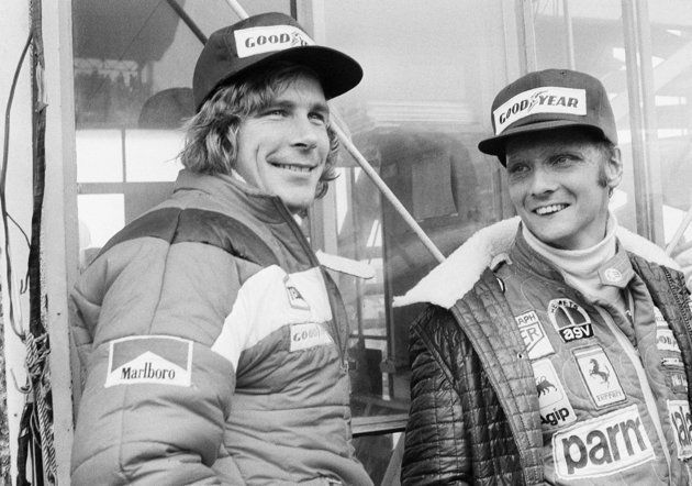 RUSH - Based on the 1976 Formula One season and the relationship between James Hunt and Niki Lauda - Formula One champions - and amazing sportsmen!