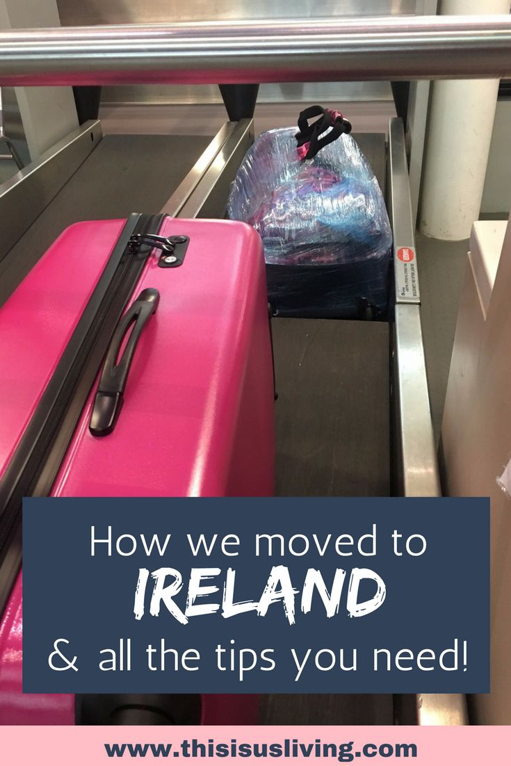how we moved to Ireland, and how you can too!
