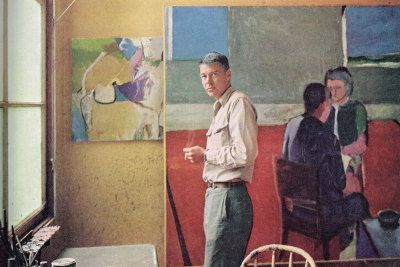 Notes to myself: Diebenkorn's 10 rules for painting | Blog | Royal Academy of Arts