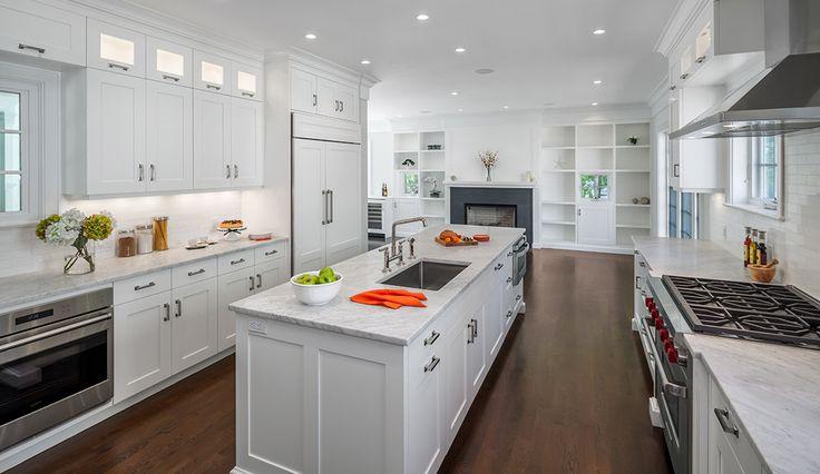 Hemingway Construction | Gallery of Kitchens | Transitional Kitchen | Chef's Kitchen