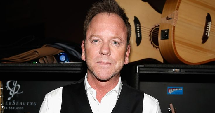 """See Kiefer Sutherland's new video for his country song """"Shirley Jean,"""" a prison ballad off his album 'Down in a Hole.'"""