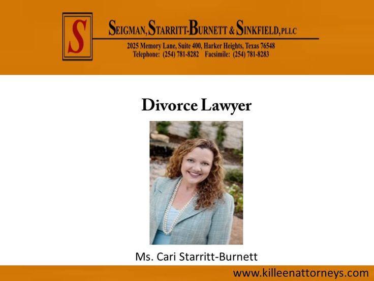 Your Killeen Texas Agreed Divorce, With A Lawyer, For A Reasonable Fee