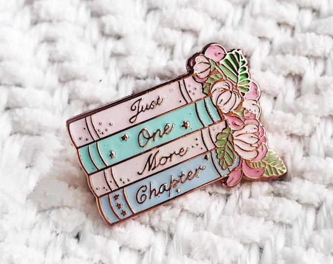 Read More Book Enamel Pin Badge Brooch Lapel Pin Bookish