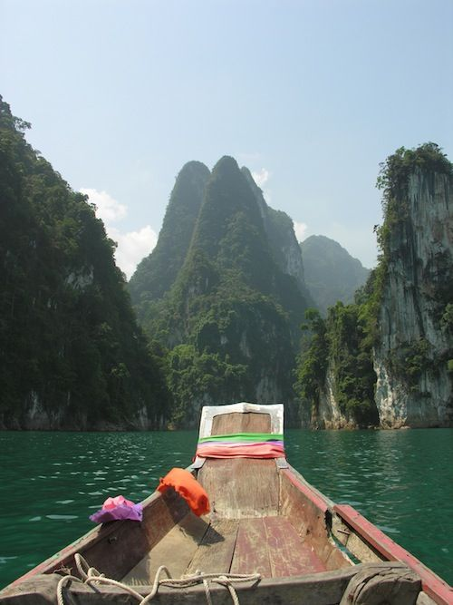 How to do Khao Sok National Park (Thailand) independently