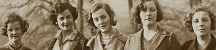 The best Mitford sisters biographies in list form: Mitford Sisters | Never Knowingly Underwhelmed