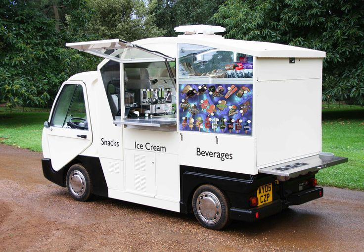 Munch Buggy Bus - Exciting and Electric - Runs ice cream freezer and Speciality Coffee Machine all off the battery! No need for a generator #innovation #ecofriendly #sustainabledesign
