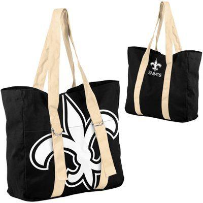 New Orleans Saints Big Logo Tote