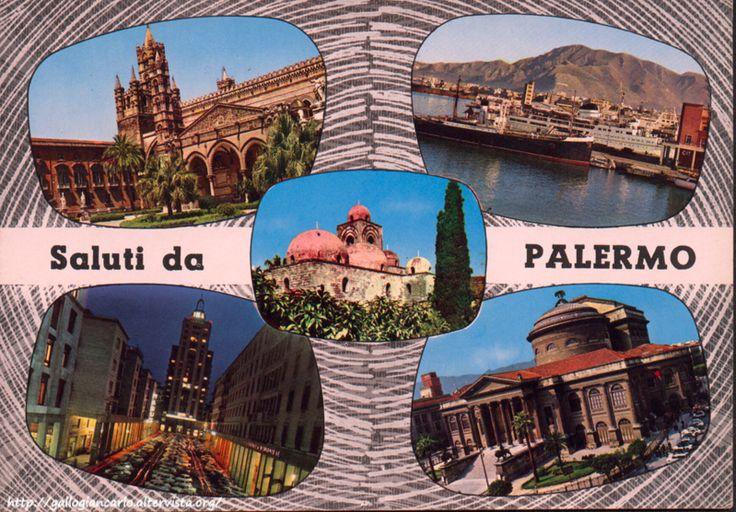Cartoline da collezione Cartolina_Palermo