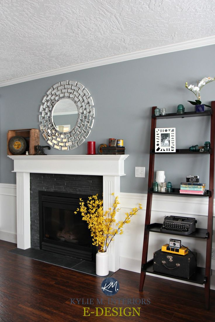 Colour review sherwin williams network gray color - Sherwin williams interior paint reviews ...