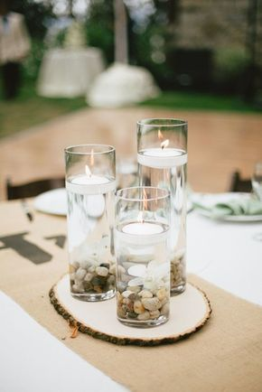 12 Nonbasic Ways to Display Candles Around Your Home