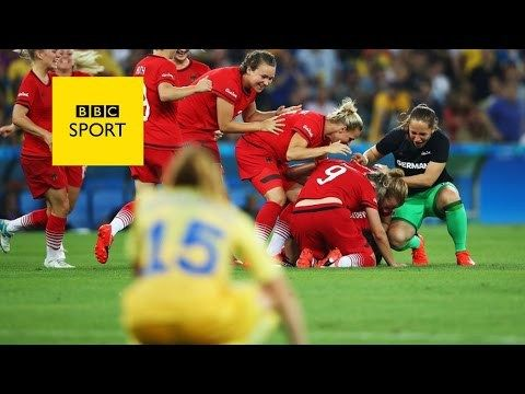 Swedish own goal secures Germany Olympic football gold - Olympic Games Rio 2016 - BBC Sport - http://www.truesportsfan.com/swedish-own-goal-secures-germany-olympic-football-gold-olympic-games-rio-2016-bbc-sport/