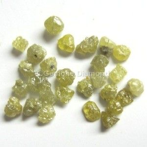 LOT OF 2.00 CT NATURAL YELLOW ROUGH DIAMOND BEADS FOR NECKLACE THAT WILL MAKE YOU LOOK REALLY GORGEOUS at wholesale price.