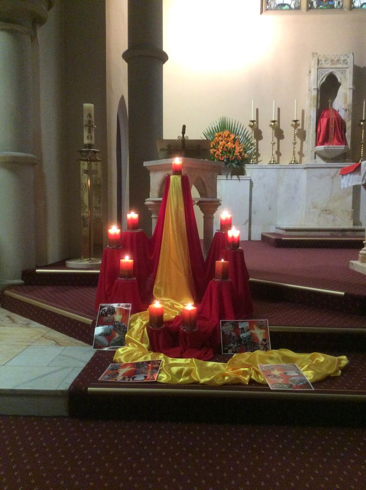 Sacred Heart - Mary MacKillop Chapel