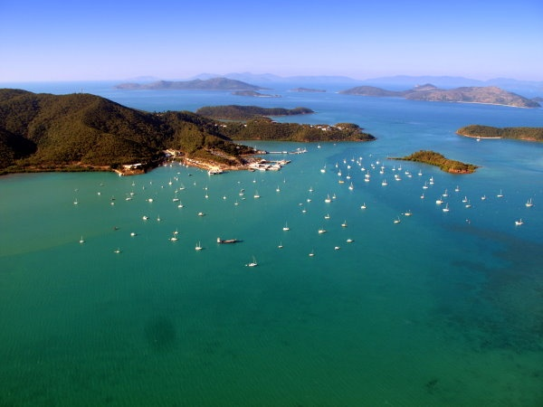 Sailing Whitsundays, its only up the road!