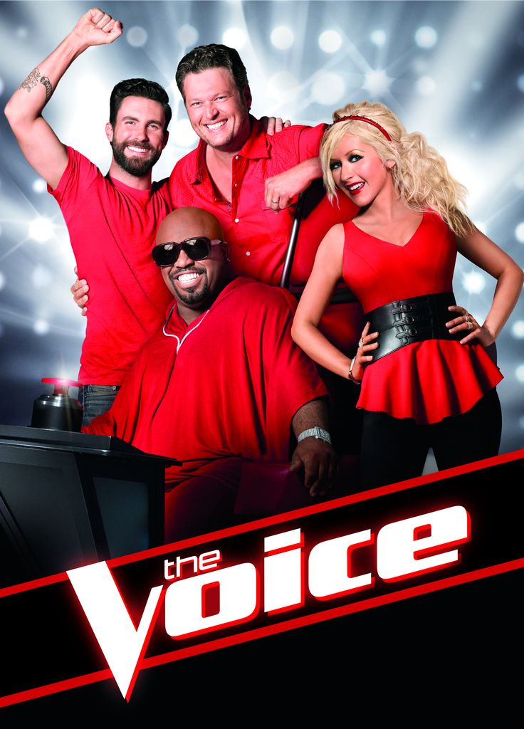 The Voice Monday &Tuesdays on NBC. This show is so much better than American Idol now! Blake Shelton is a huge reason for that!