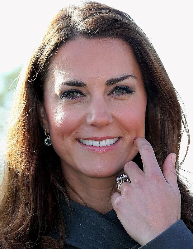 pictures of women without makeup on | kate middleton ...