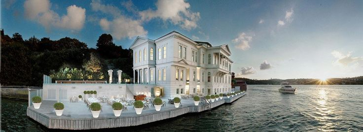 Ajia Hotel| Bosphorus View Hotel | Ottoman Hotel in Istanbul