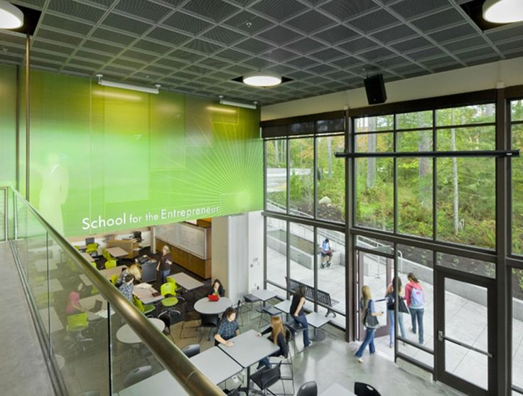Marysville Getchell High School DLR Group ArchitectureLibrary ArchitectureSchool DesignProject