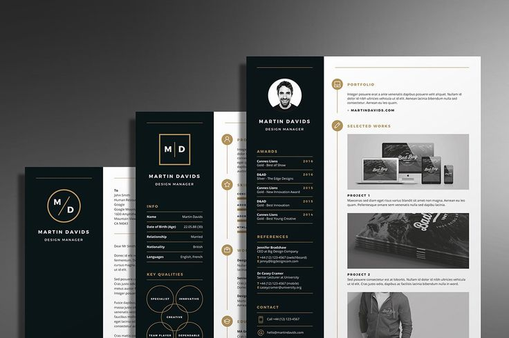 CV Resume - www.ikono.me