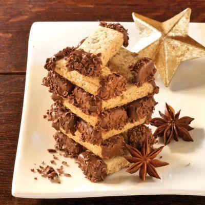 Das ideale Gebäck für gemütliche Kaffee- oder Teestunden in der Adventszeit. Geht leicht und schmeckt sehr fein.