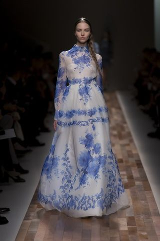 Paris Fashion Week 2013: Valentino